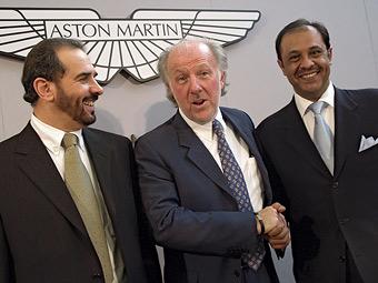 Совладелец Aston Martin решил купить команду Формулы-1 Renault