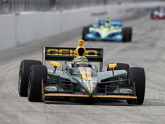 Команда KV серии INDYCAR отказалась от Lotus ради моторов Chevrolet