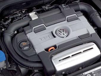 VW научит маленькие моторы отключать половину цилиндров
