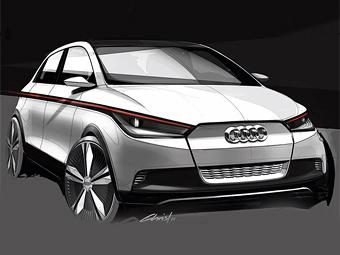 """""""Ауди"""" привезет во Франкфурт преемника Audi A2"""