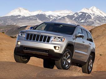 В России начались продажи Jeep Grand Cherokee с дизелем