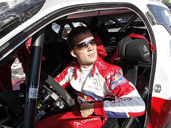 Себастьен Ожье останется в Citroen в 2012 году