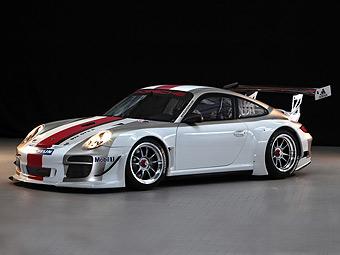 Компания Porsche модернизировала гоночный вариант спорткара 911 GT3