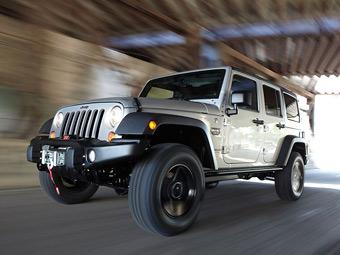 Jeep выпустил модификацию Wrangler для фанатов игры Call of Duty
