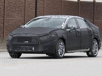 Ford начал тесты Mondeo нового поколения