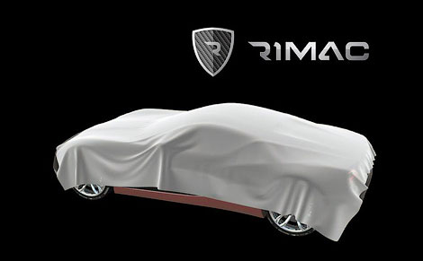 Фирма Rimac представит на моторшоу во Франкфурте свою первую разработку