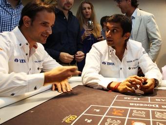 Новый спонсор позволит Картикеяну вернуться в Формулу-1
