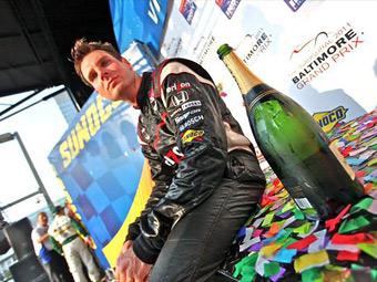 Уилл Пауэр одержал победу в Гран-при Балтимора серии INDYCAR