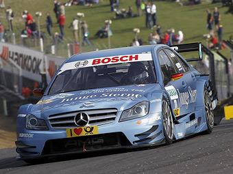 Кристиан Фиторис потеряет пять мест на старте следующей гонки DTM