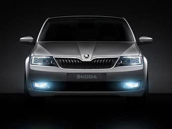 Skoda привезет во Франкфурт прототип новой модели