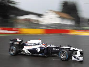 Акции команды Williams за полгода подешевели на 40 процентов