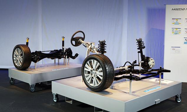 """Пробуем """"воздушные технологии"""" Mazda. Фото 1"""
