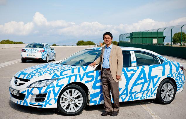 """Пробуем """"воздушные технологии"""" Mazda. Фото 6"""