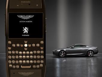 У Aston Martin появился свой мобильный телефон