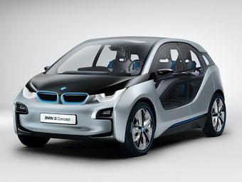 Электрокар BMW i3 будет стоить около 40 тысяч евро