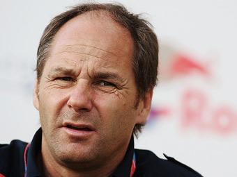 Герхард Бергер назвал тройку лучших пилотов Формулы-1