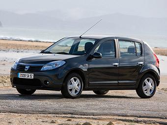 Первые микро-гибриды Dacia появятся в следующем году