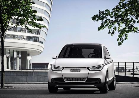 На Франкфуртском автосалоне компания Audi покажет прототип нового A2