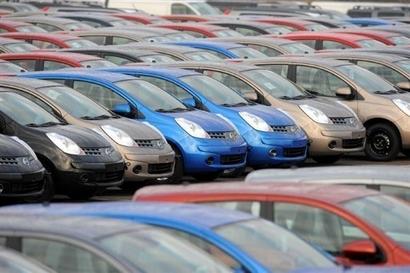 Спрос на автомобили в Японии снизился на четверть