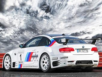 """Тюнеры сделали BMW M3 похожим на гоночной болид для """"Ле-Мана"""""""