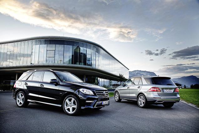 Выход на новый уровень с Mercedes‑Benz M-class. Фото 2
