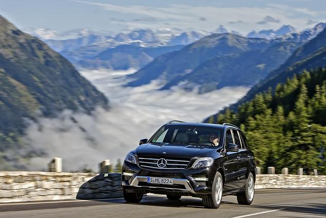 Выход на новый уровень с Mercedes‑Benz M-class. Фото 4