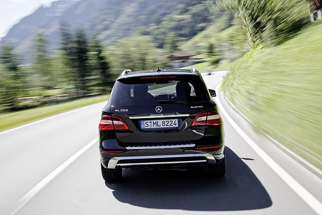 Выход на новый уровень с Mercedes‑Benz M-class. Фото 6