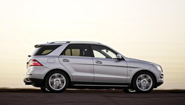 Выход на новый уровень с Mercedes‑Benz M-class. Фото 7