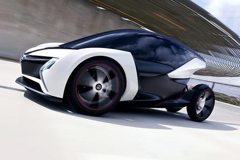 Opel покажет двухместный элекрокар с запасом хода около 100 километров