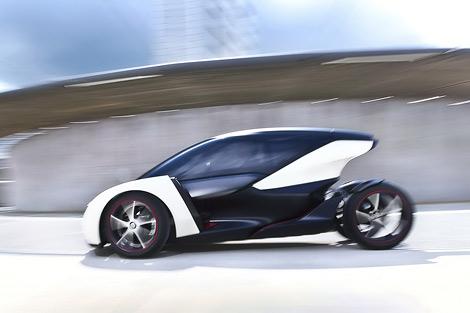 Opel покажет двухместный элекрокар с запасом хода около 100 километров. Фото 1