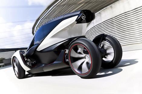 Opel покажет двухместный элекрокар с запасом хода около 100 километров. Фото 2
