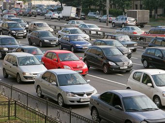 Треть москвичей заметили улучшение дорожной ситуации в городе