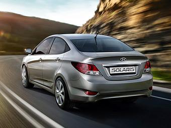 Hyundai Solaris стал абсолютным бестселлером среди иномарок в России