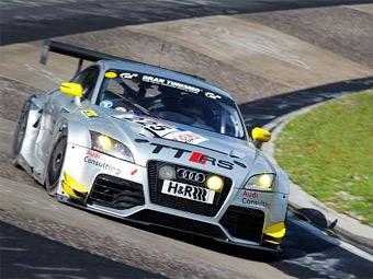 Купе Audi TT RS для длинных гонок появилось в продаже