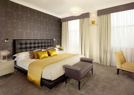 Отель 51 Buckingham Gate и компания Jaguar совместно разработали дизайн апартаментов
