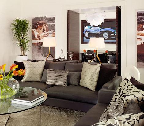 Отель 51 Buckingham Gate и компания Jaguar совместно разработали дизайн апартаментов. Фото 2