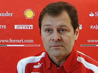 Команда Mercedes GP наймет бывшего технического директора Ferrari