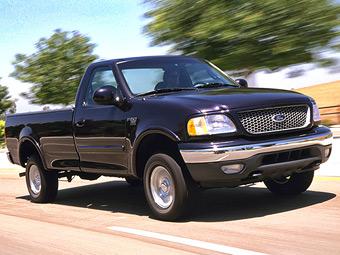 США отказались от дополнительного отзыва пикапов Ford