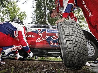 FIA обязала Michelin сделать раллийные шины более долговечными