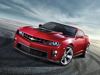 Самый мощный Chevrolet Camaro получит 580-сильный мотор