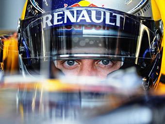 Команда Формулы-1 Red Bull заключила пятилетний контракт с Renault