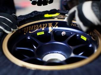 Компания Pirelli попробует избавиться от пузырения шин с помощью FIA