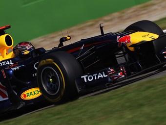 Пилоты Red Bull стали быстрейшими на субботней тренировке Гран-при Италии