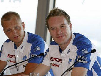 Гонщики Ford поменялись местами во второй день Ралли Австралии