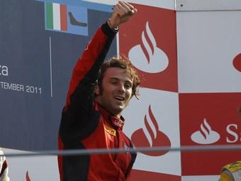 В молодежной серии GP2 определился вице-чемпион
