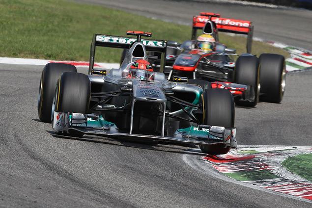 Себастьян Феттель выиграл Гран-при Италии. Фото 2