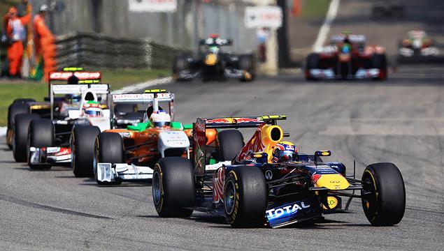 Себастьян Феттель выиграл Гран-при Италии. Фото 5