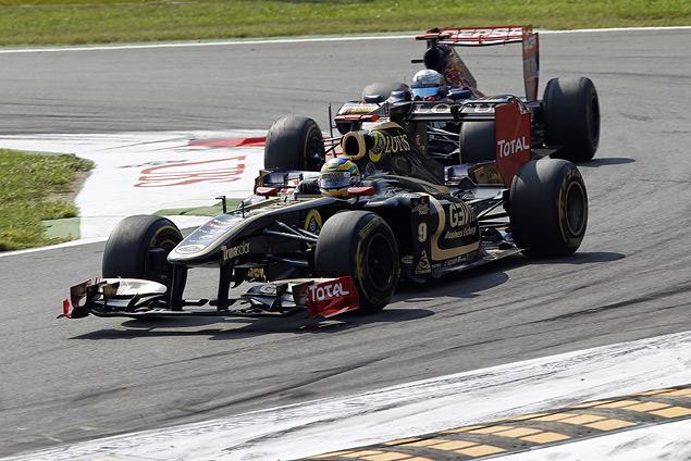 Себастьян Феттель выиграл Гран-при Италии. Фото 6