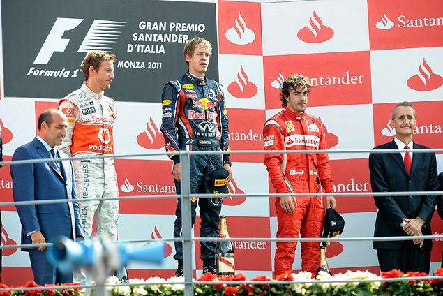 Себастьян Феттель выиграл Гран-при Италии. Фото 7