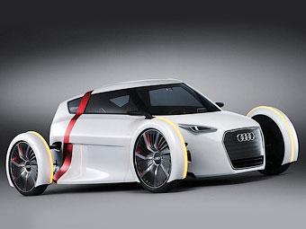 Компания Audi рассказала подробности о городском электрокаре